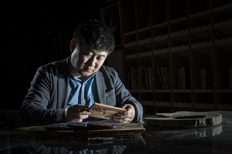 段笔耕|常州最年轻的工艺美术大师