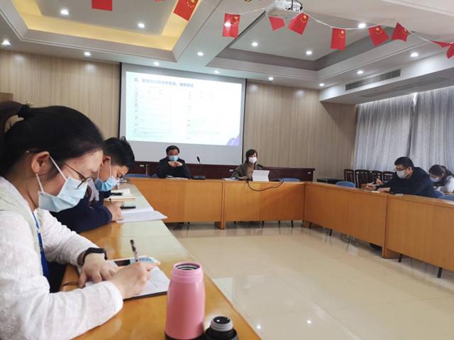 化工学院召开班主任会议部署疫情防控期间学生复学工作