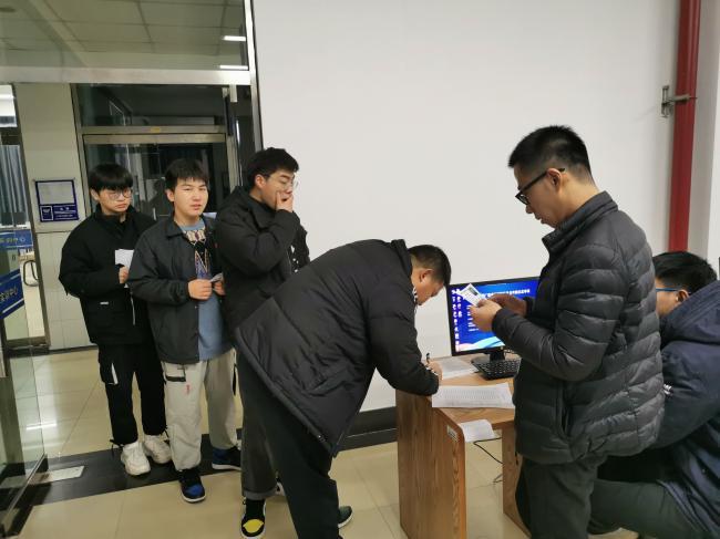 网店运营推广1+X职业技能证书等级认证考试在我院顺利举行