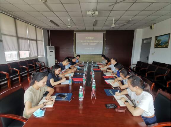 检测学院党总支赴南京铁道职业技术学院交流研讨