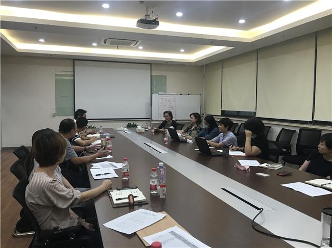 检测美高梅娱乐赴SGS中国区总部开展暑期校企对接研讨