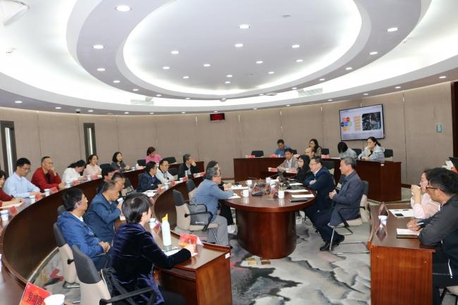 珠海城市职业技术学院一行来校考察交流