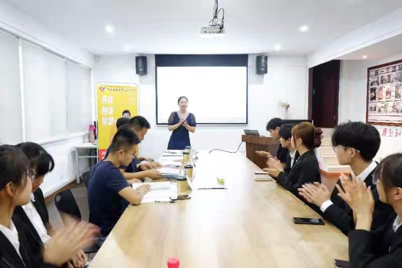 创新创业学院成功举办2021大学生KAB微创业行动项目路演