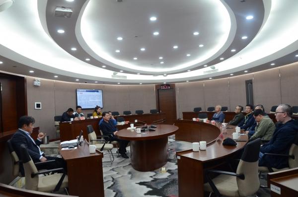 我校召开中华优秀传统文化传承基地建设(龙舟)研讨会